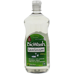 Lava Louça Bio Wash Natural 650 mL