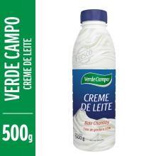 Creme Leite Verde Campo 500 mL