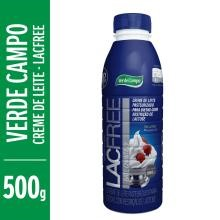 Creme Leite Verde Campo Lacfree 500 mL