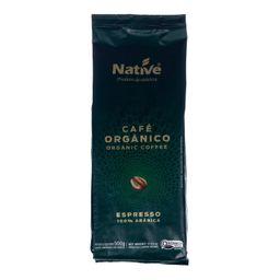 Café Native Grão Orgânico 500 g