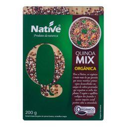 Quinoa Mix Orgânico Native 200 g