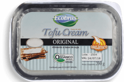 Tofu Cream Ecobras Original 200 g