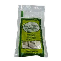 Bala Amazônia Gengibre E Limão 35 g