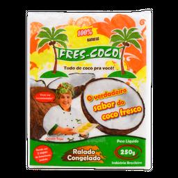 Coco Ralado Frescoco Congelado 250 g