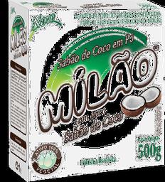 Lava Roupa Pó Coco Milão 500 g