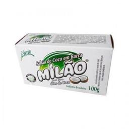 Sabão Barra Coco Milão 100 g
