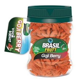 Goji Berry Desidratado Brasil Fruit 100 g