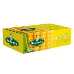 Picolé Rochinha Milho Verde 4 Und