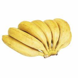 Banana Nanica Orgânica Maciel 1,2 Kg