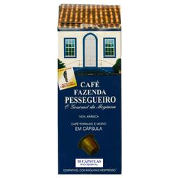 Café Fazenda Pessegueiro Caps 10 Und