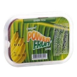 Banana Passa Power Fruit 200 g