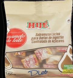 Bala Leite Hue Sem Açúcar Caramelo 100 g