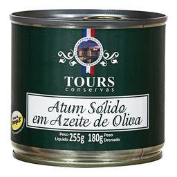 Atum Solido Tours Azeite Oliva 180 g