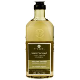 Shampoo Vyvedas Suave Abacate 300 mL