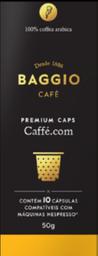 Café Baggio Cápsulas Caffe Com 10 Und