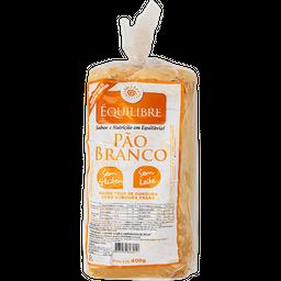 Pão Branco Equilibre Sem Lactose E Glúten 400 g