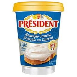 Requeijão President Light 200 g