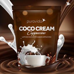 Leite Coco Pó Puravida Capuc Sem Glúten 250 g