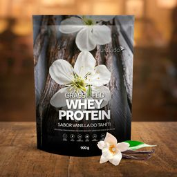 Proteína Concentrada Whey Protein Vanilla 900 g