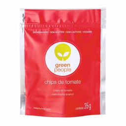 Chips Tomate Greenpeople Sem 35 g