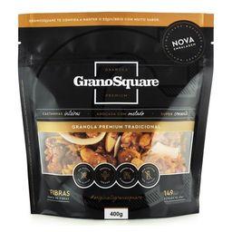 Granola Square Sem Glúten E Açúcar 400 g