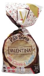 Pão Sirio C.Valentina Sem Glúten 250 g