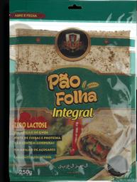 Pão Folha Kebai Integral 250 g