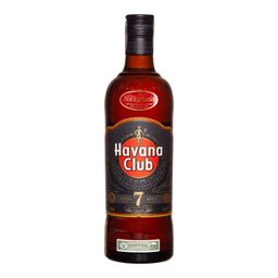 Rum Havana 7 Anos Cubano 750 mL