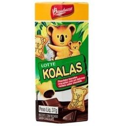 Biscoito Koalas Bauducco Chocolate 37 g