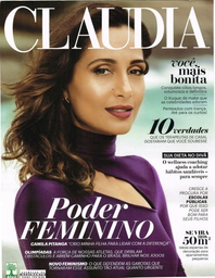 Revista Claudia Editora Abril
