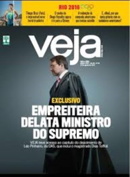 Revista Veja Editora Abril