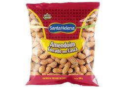 Amendoim Inteito Com Casca M. Verdes 500 g