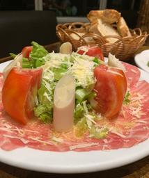 Carpaccio Salada (Serve 2 pessoas)