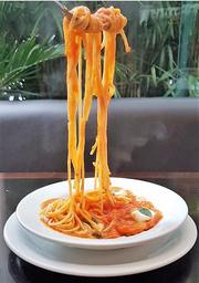 Spaghetti (Serve 2 pessoas)