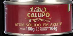 Atum Callipo Óleo De Oliva 160 g