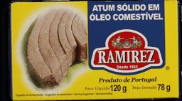 Atum Postas Óleo Ramirez 120 g