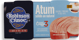 Atum Sólido Ao Natural Robinson Crusoe 160 g