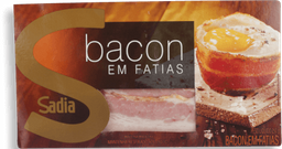 Bacon Fatiado Sadia 250 g
