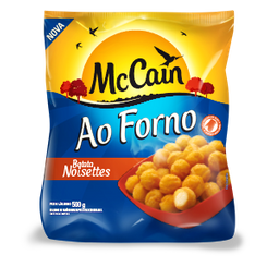 Batata noisette ao forno McCain