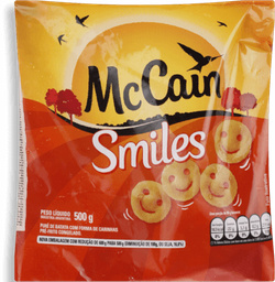 Batata Mccain Smiles 500 g