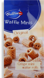 Biscoito Bahlsen Waffle Minis 75 g