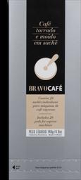 Café Caixa Sachet Bravo 140 g