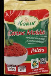Carne Moida Korin Paleta Congelada 400 g
