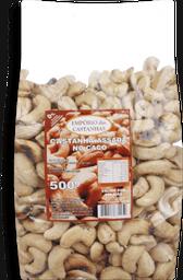 Castanha De Caju Natural Assada Caco 500 g