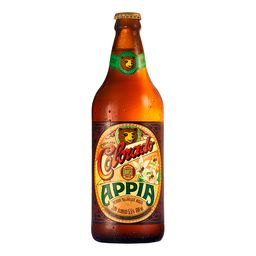 Cerveja Colorado Appia 600 ml Garrafa