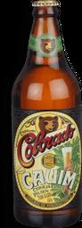 Cerveja Cauim Colorado 600 mL