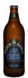 Cerveja Cristal Baden Baden 600 mL