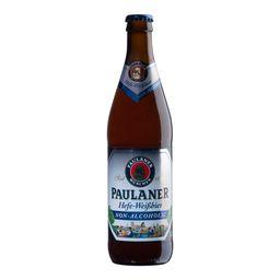 Cerveja Paulaner Hefe Weissbier Sem Álcool