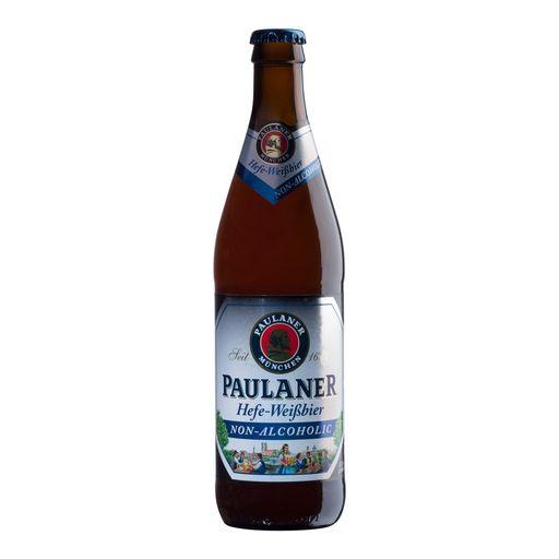 Paulaner Cerveja Hefe Weissbier Sem Álcool
