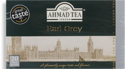 Chá Earl Grey Ahmad 40 g